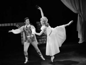 Ve věku 75 let zemřel Jiří Hájek, první sólista baletního souboru Jihočeského divadla