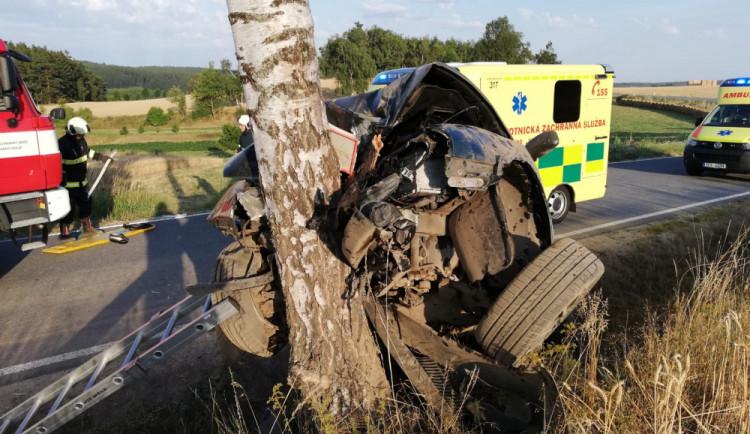 Hasiči během včerejšího dne zasahovali u sedmi dopravních nehod