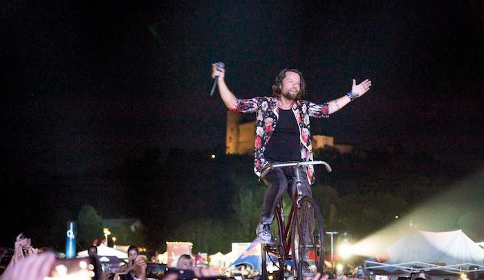 Hudební festival Hrady CZ po Švihově putuje na Rožmberk nad Vltavou