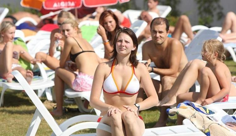V Podolsku platí zákaz koupání, důvodem je markantní zhoršení vody