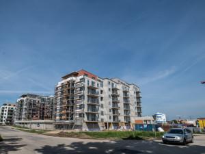 Byty v Budějcích jsou o čtyřicet procent dražší než před dvěma lety, nepolepšily si ani pronájmy