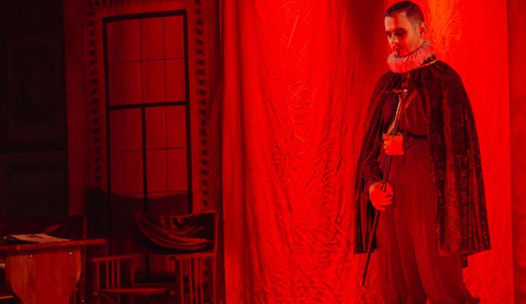Víťa Macháček: Mefisto mi zatím ze všech rolí sedl nejvíce