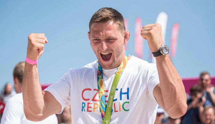 Judista Lukáš Krpálek vyválčil zlato na mistrovství světa