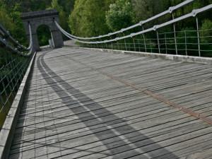 Stádlecký most je v havarijním stavu, dostane novou mostovku