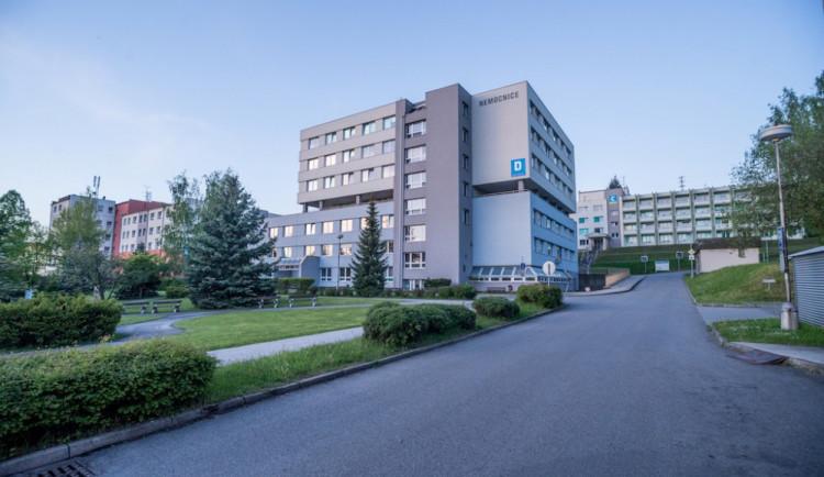 Nemocnice v Krumlově modernizuje budovu pro dlouhodobě nemocné