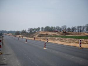 Silničáři zprovoznili dalších 50 metrů dálnice, dostavbu blokovala žaloba majitele pozemku