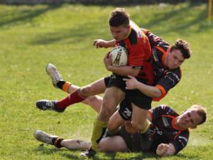 Začala podzimní část rugbyové sezóny. První domácí zápas je tady