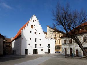 Budějcká Solnice je nominována na Stavbu roku