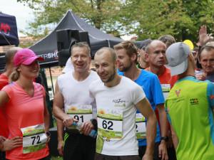 Benefiční běh Svatojánský kopeček znovu podpoří Centrum BAZALKA