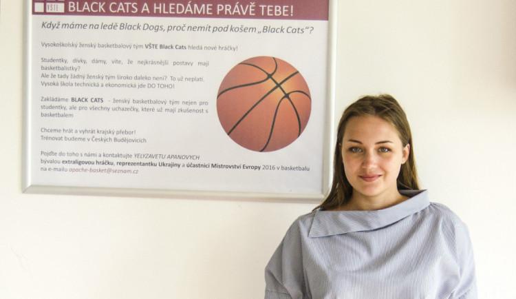 Black Cats vrací ženský basket do Budějovic. Začnou s Gmündem