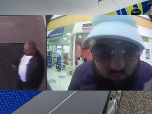 Policisté pátrají po mužích z fotografie, mohli by pomoci při objasnění krádeže