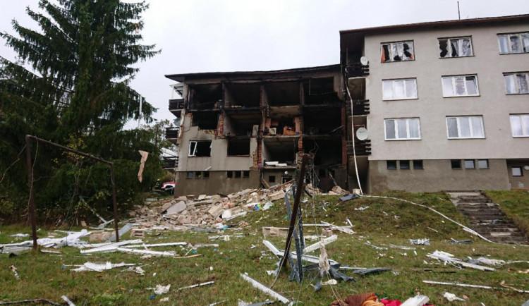 Kriminalisté znají totožnost mrtvého muže z Lenory, příčina výbuchu je stále v šetření