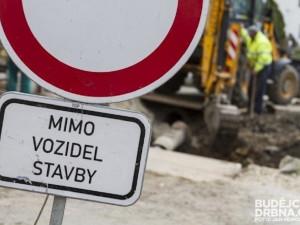 DOPRAVNÍ INFO: Dopravní omezení se týkají regionů Borovany, Dynín a Týn nad Vltavou