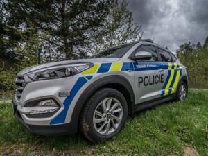 Muž z Kladenska jel po dálnici D3 v nabouraném autě a pod vlivem pervitinu