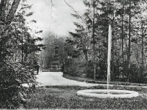 DRBNA HISTORIČKA: Pomník Adalberta Lanny
