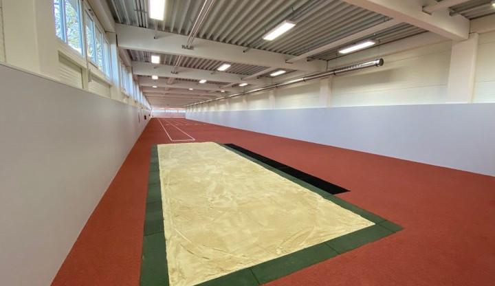 Základní škola Oskara Nedbala má novou halu, poskytne zázemí stovkám sportovců