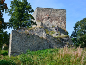 Vítkův hrádek, nejvýše položený hrad v České republice, přilákal 32 tisíc lidí