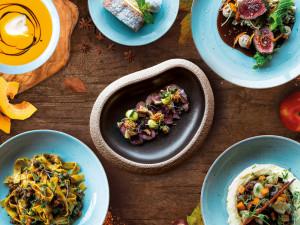 Husa, kaldoun a další podzimní speciality. Svatomartinské menu ochutnáte vbudějckém Coloseu