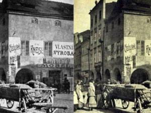 DRBNA HISTORIČKA: Nejstarší renesanční sgrafita najdeme v Budějcích