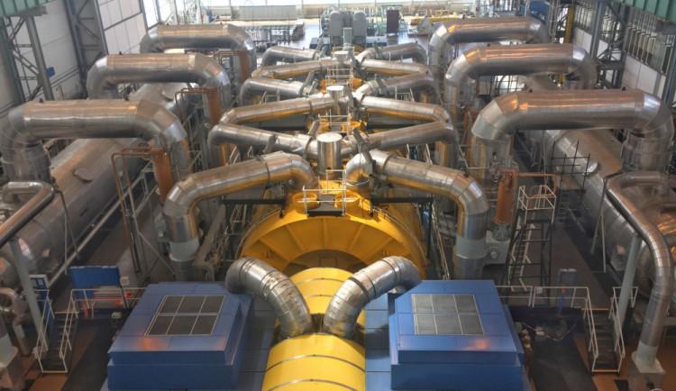 Temelín bude kontrolovat turbínu prvního bloku