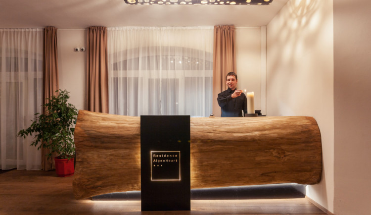 Český hotel v srdci Alp. Residence AlpenHeart v Bad Gastein nabízí ubytování v pohádkovém prostředí