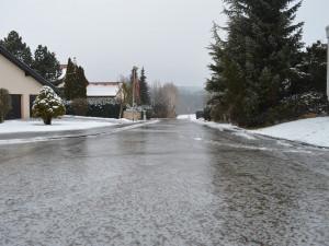 Meteorologové vydali výstrahu před sněhem, platí pro celý Jihočeský kraj