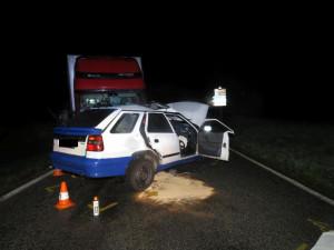 Vážná nehoda Českobudějovicku si vyžádala mladý život