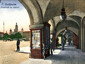 DRBNA HISTORIČKA: Podloubí v Budějcích najdete u 162 domů