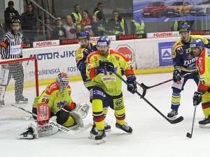 Vítězná série skončila v nájezdech na ledě Přerova