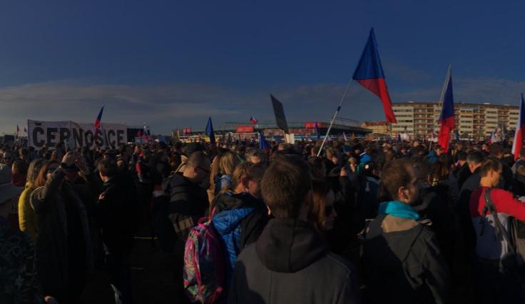 Jak jsem se poprvé účastnil demonstrace