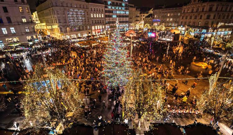 Zažijte Brněnské Vánoce. Až do 5. ledna