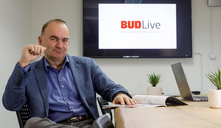Magazín BUDLive je časopisem pro pravé Budějčáky. Chystá gastronomickou rubriku