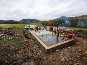 Stavba zahájena: První Český soběstačný dům