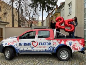 Hitrádio Faktor slaví a hledá posluchače se stejným datem narození