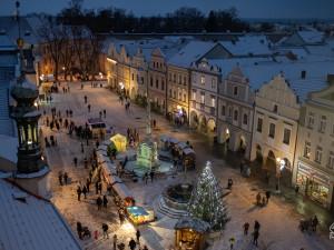 Prožijte advent a pohádku Vánoc v Třeboni