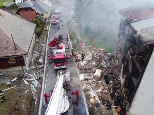 Demolice domu v Lenoře omezí řidiče, práce by měly začít příští čtvrtek