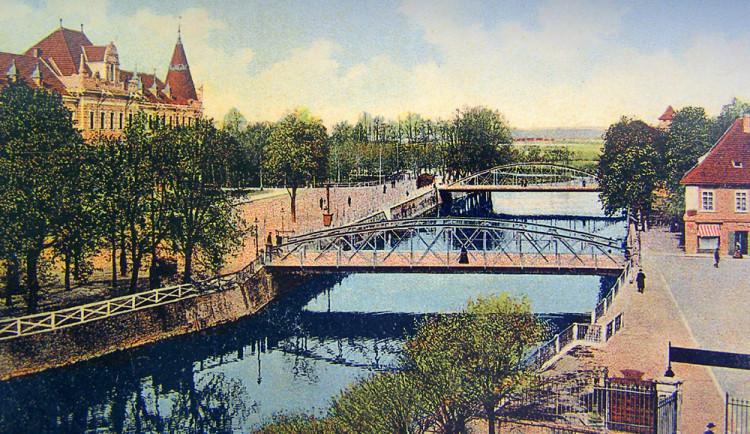 DRBNA HISTORIČKA: O Malši a mostech