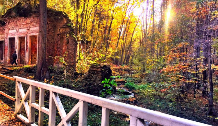 Terčino údolí má osm nově opravených mostků