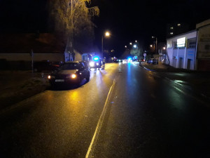 Tragickou dopravní nehodu v Domoradicích nepřežil chodec