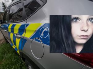 Kriminalisté vypátrali pohřešovanou dívku