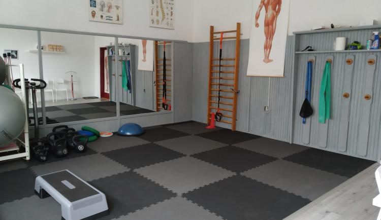 Fyzioterapie, laser terapie, baňkování. Nové zdravotní zařízení RehaFit Krumlov nabízí rozmanité služby
