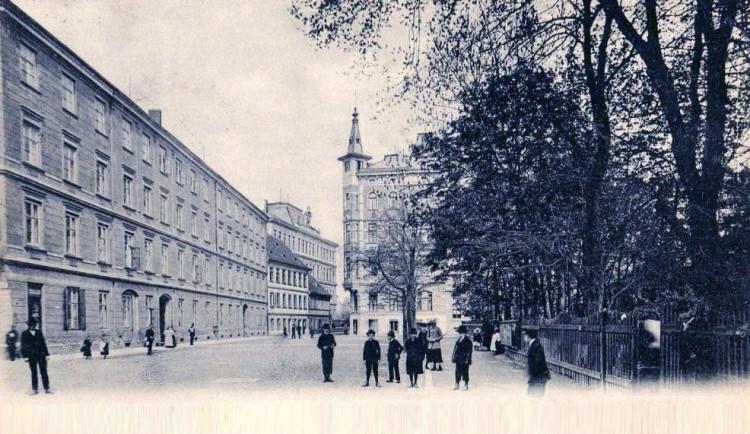 DRBNA HISTORIČKA: O Nové ulici