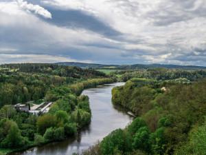 Pěší stezka údolím Lužnice je na seznamu nejlepších v Evropě