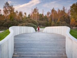Park 4Dvory získal prestižní ocenění German Design Award
