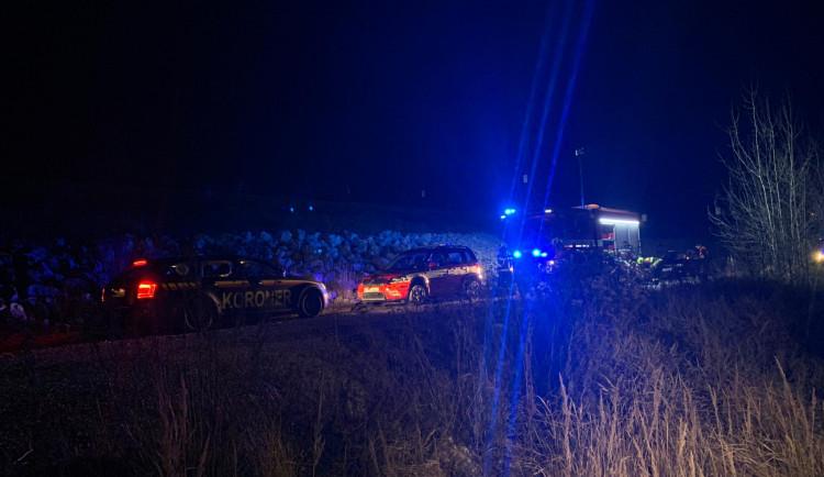 Rychlík srazil na Táborsku člověka, provoz na trati je na několik hodin přerušen
