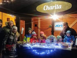 Vánoce dětem – JCI South Bohemia opět vaří polévku