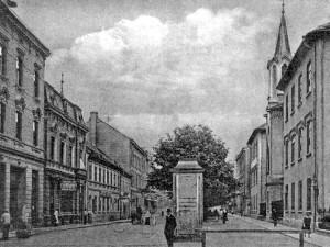 DRBNA HISTORIČKA: Na cmundu se na Lannovce stály fronty