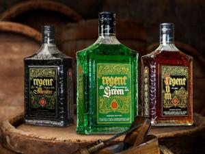 Třeboňský pivovar Regent začíná prodávat likéry
