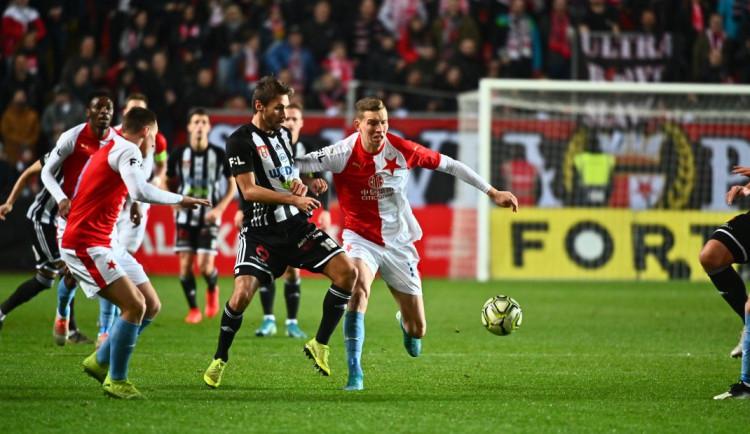 Série bez porážky skončila, Dynamo nestačilo na Slavii