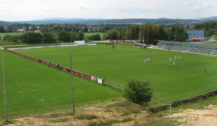 Prvoligoví fotbalisté Dynama chystají přestavbu Složiště za 150 milionů